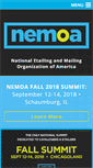 Mobile Preview of nemoa.org